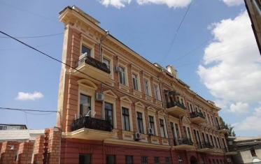 One Wall House Odessa