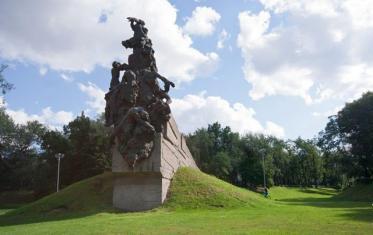 Babiy Yar. Kyiv