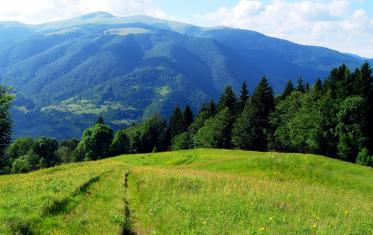 Carpathians, tour with guide