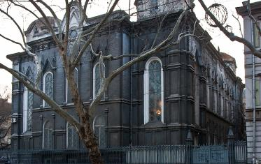 New Synagogue and the Brodsky Synagogue