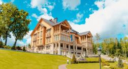 Mezhigirja Palace tour in Kiev