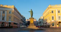 odessa downtown