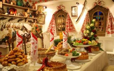 Kiev restaurants local rating