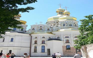 Cave monastery Lavra Kiev