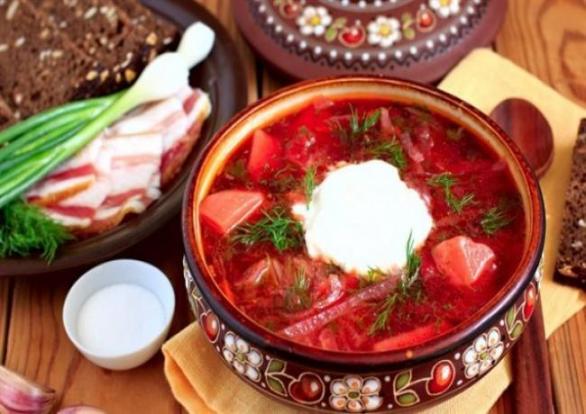 Three the best Ukrainian restaurants in Kiev