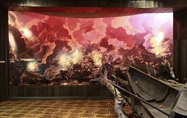 World War 2 Museum in Kiev