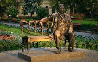 Monument to Leonid Utesov