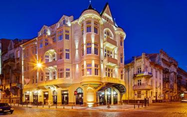 Lviv hotels in the centre