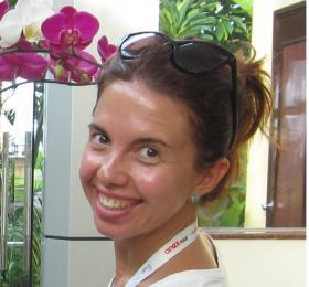 Kiev translator/interprer female guide