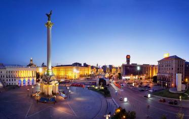 Kiev Independence square | Majdan Nezalezhnosti