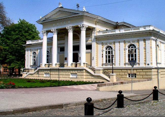 Odessa Archeology museum